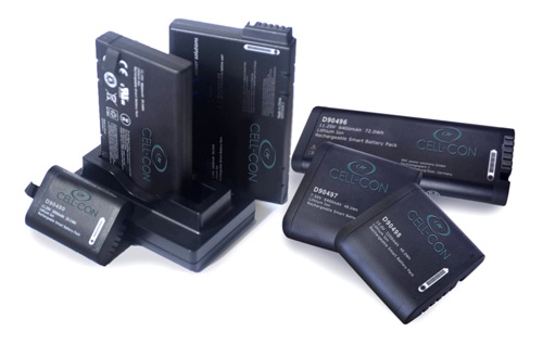Cell-Con Smart Battery Lineup