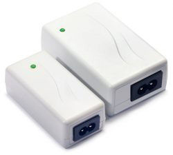 white medical approved battery charger