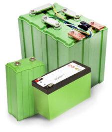 LiFePO4 Stock Batteries