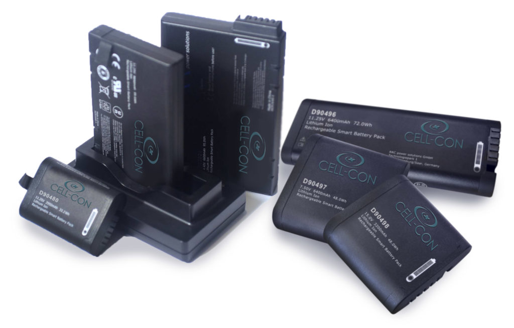 Li-ion Smart Batteries