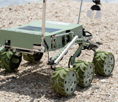 Custom Battery Packs for Unmanned Ground Vehicles